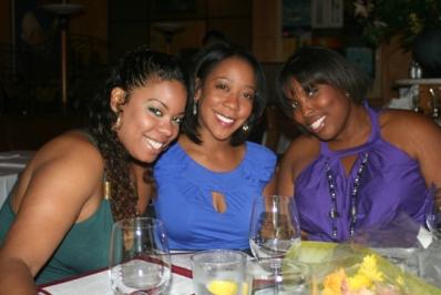 Melissa, Me, and Jen