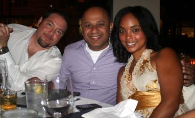 Geo, Mazaar, and Dana