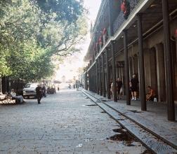St. Peter street.